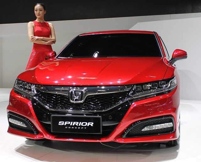 honda new car release datesThe new car product from China is 2017 Honda Accord Spirior