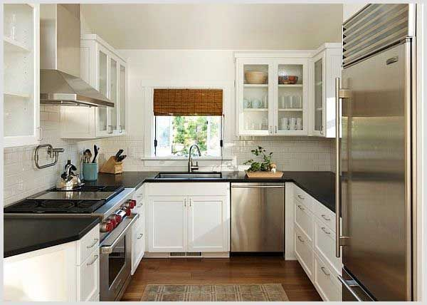 10x10 U Shaped Kitchen Ideas Home Decoration Ideas Small Kitchen Layouts Kitchen Layout U Shaped Kitchen Designs Layout