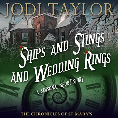 Ships And Stings And Wedding Rings A Chronicles Of St Marys Short