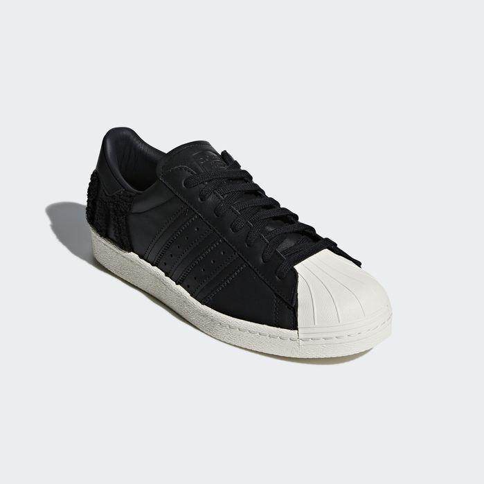495fd5ed620 Superstar 80s Shoes Black 9.5 Mens