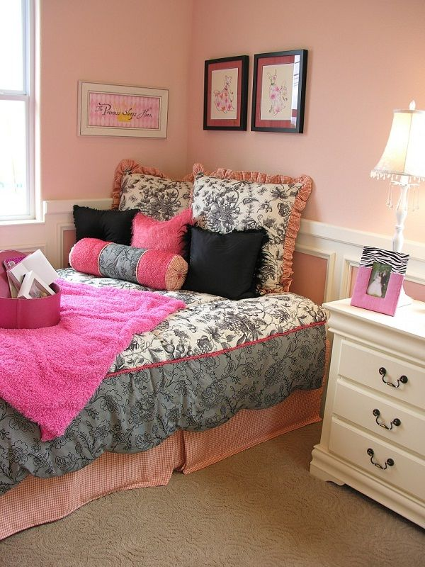 Delicieux 20 Creative Girls Bedroom Ideas For Your Child And Teenager