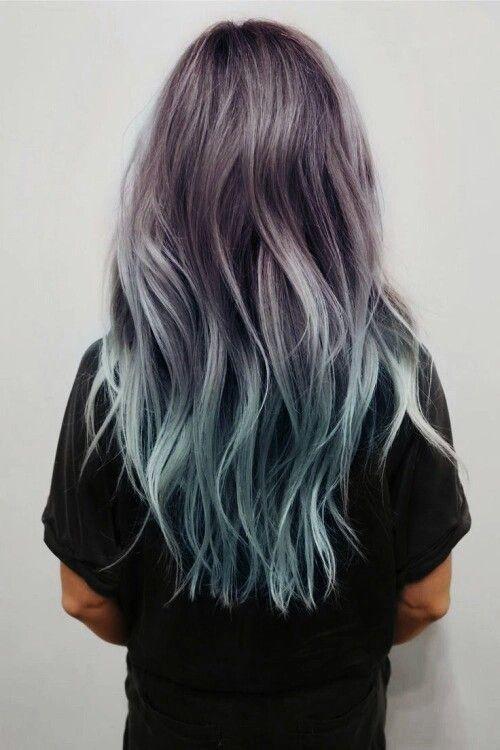 The 7 Prettiest Pastel Hair Colors on Pinterest  d1ffefbc2e0e