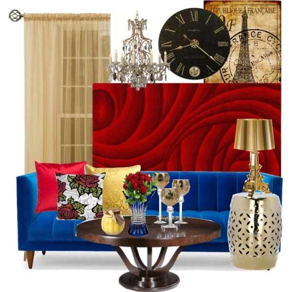 Beauty and the Beast Home Decor by snowj on Polyvore featuring ...