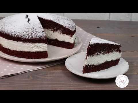 Torta paradiso al cioccolato farcita ricetta veloce | Torte e