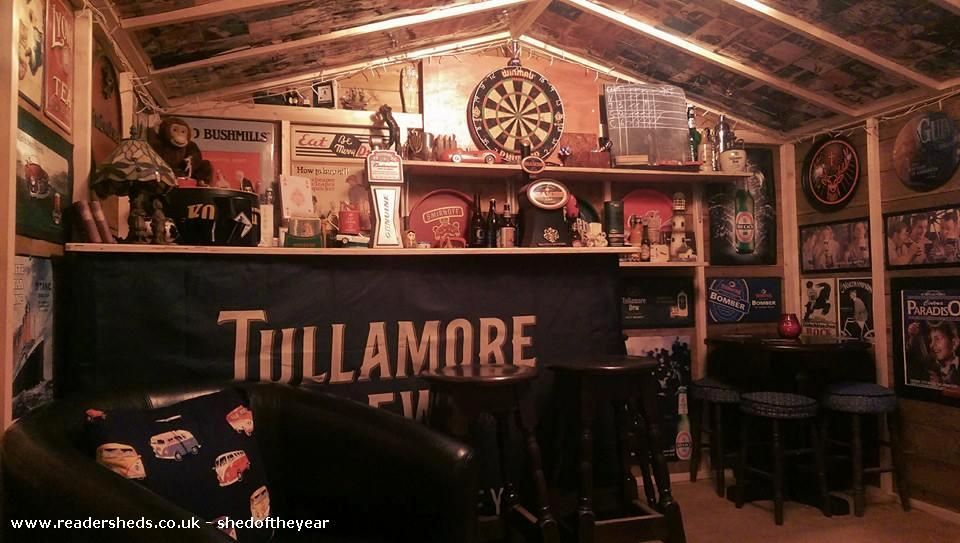 The Monkey Bar Pub Sheds Monkey Bars Shed Of The Year
