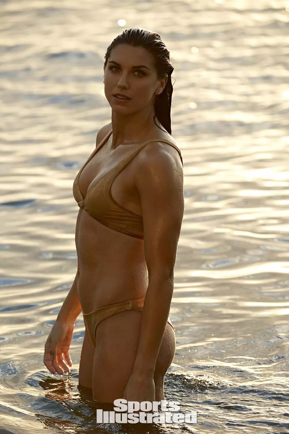 Alex Morgan Sexy Sports Illustrated Swimsuit 2019 | #The