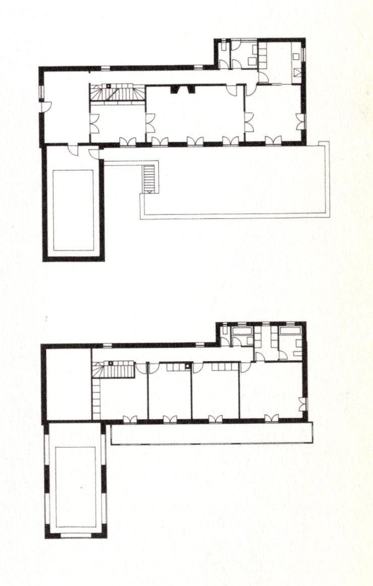Haus Wegmann Winterthur Peter Markli