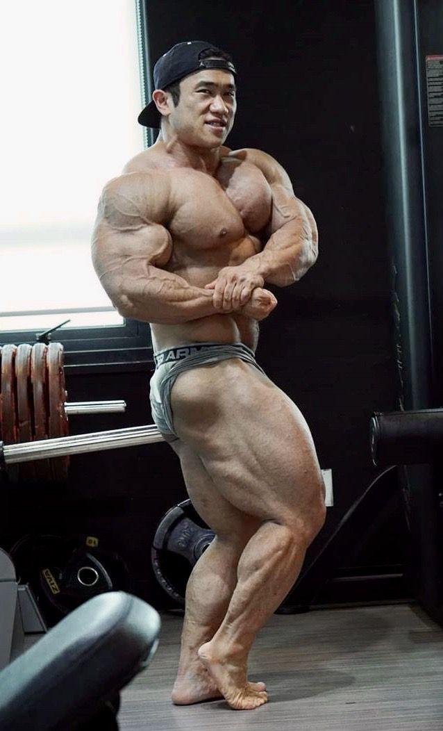 Pin by Dan Ip on Asian bodybuilders | Portrait, Portrait