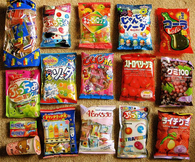 Huge Asian candy haul ? Please Like, Share Asian candy