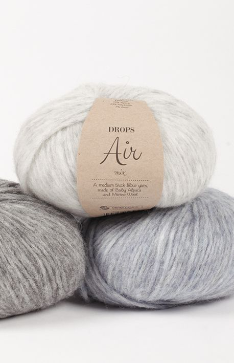 A new and exciting blow yarn made from soft baby alpaca and cozy and ...