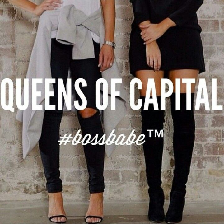 Queens of capital