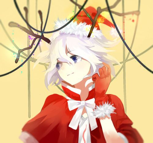 Christmas Anime Boy Danganronpa | Christmas Anime | Pinterest ...