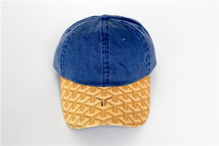 8e509c6f275 Goyard Custom Dad Hat