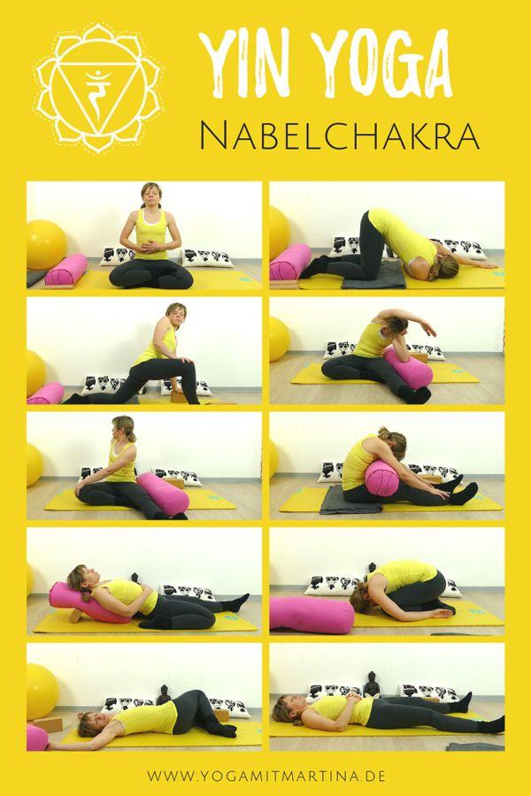 Yin Yoga für das Nabelchakra – Manipura