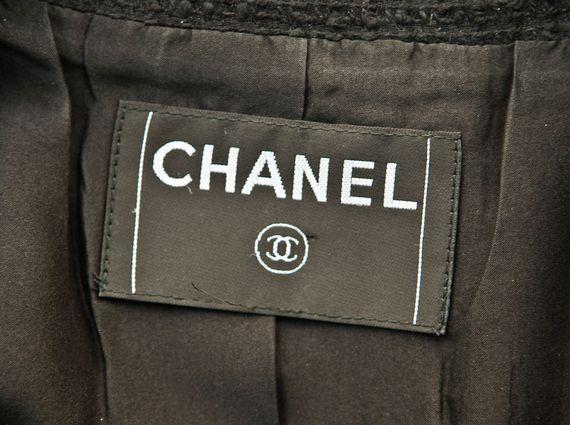 chanel garment label - Google Search