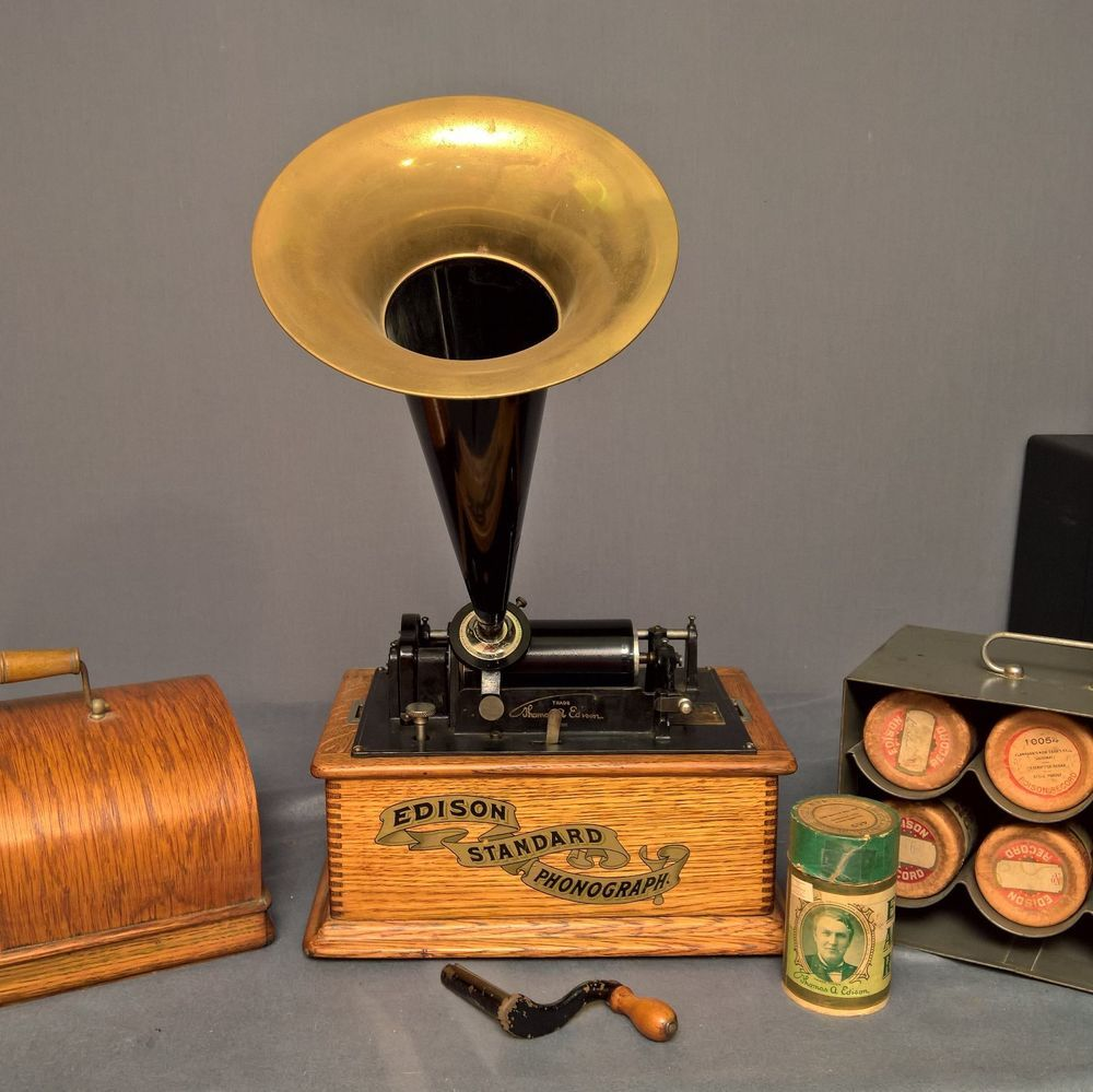 Dating edison cylinder records