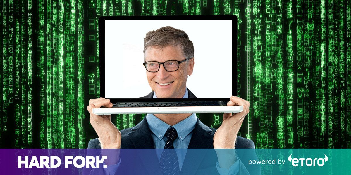 Bill Gates commits 750M to help Oxford… blockchain