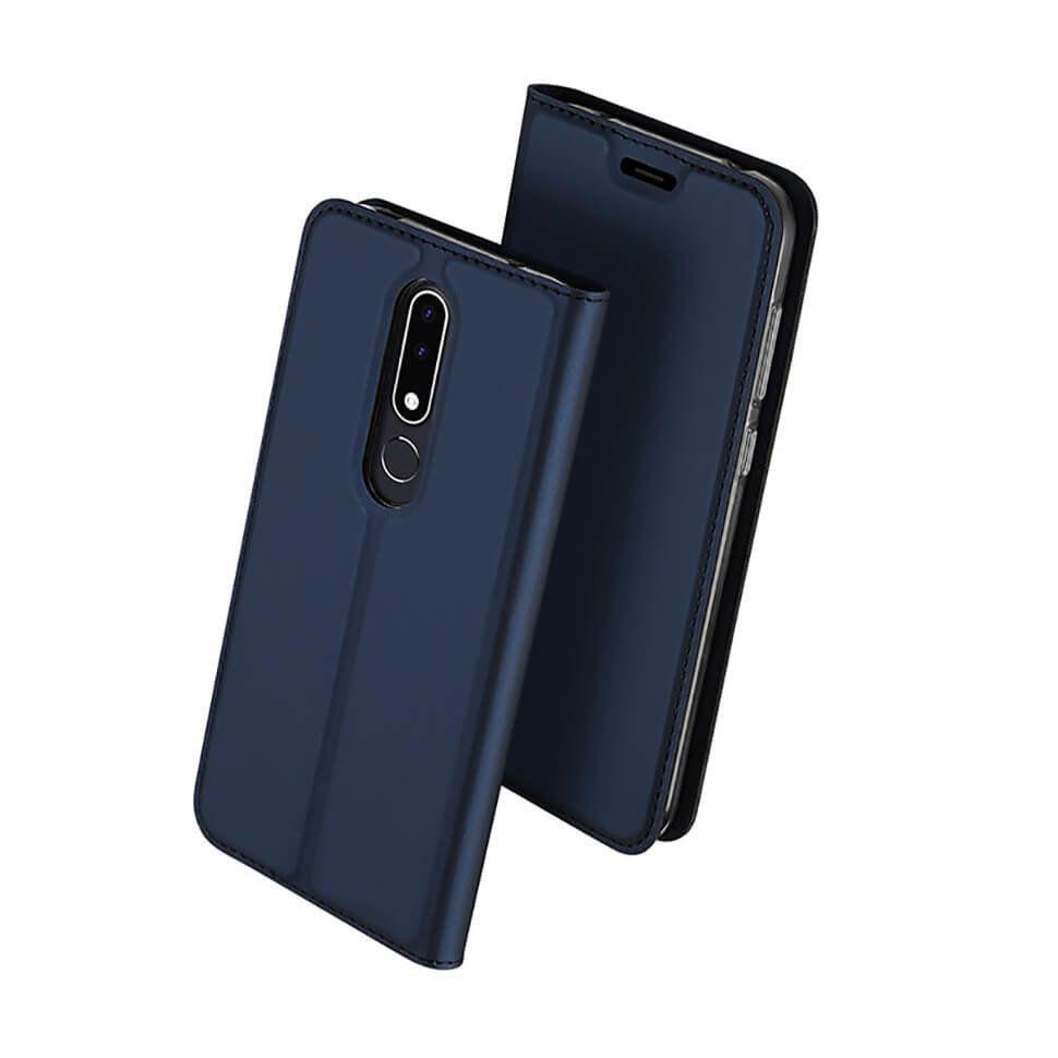 Chehol Knizhka Dux Ducis Dlya Nokia 3 1 Plus Dark Blue Nokia 3 French Wallet Blue