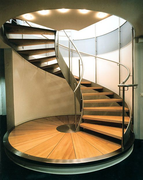 Nautilus Treppen nautilus treppen gmbh co kg spiral staircase in plauen germany