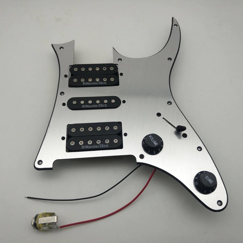 Guitar Pickups Original Dimarzioibz Alnico Pickups Hsh Rg2550z Electric Guitar Pickup 1 Set Made In Usa In Guitar Parts Guitar Pickups Guitar Electric Guitar