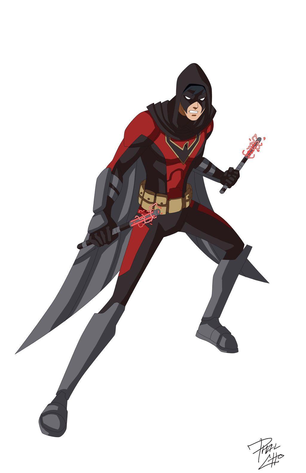 Red Hawk Oc Commission Deviantart Super Characters Superhero