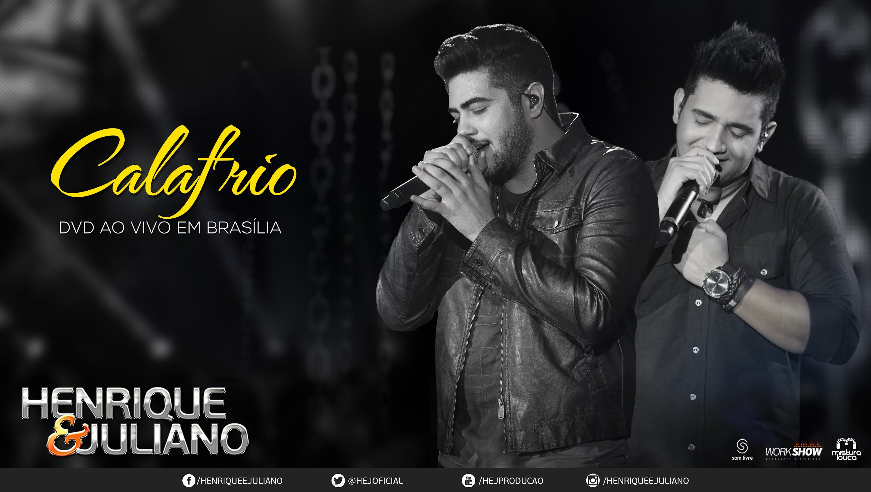 Henrique E Juliano Calafrio Dvd Ao Vivo Em Brasilia Video