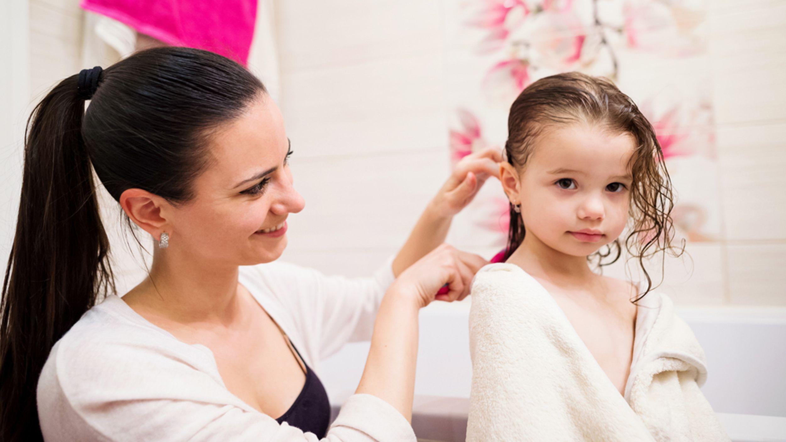 No More Tangles 19 Tips For Easy To Brush Hair All Summer Long Hair Detangler Tangled Hair Hair Problems