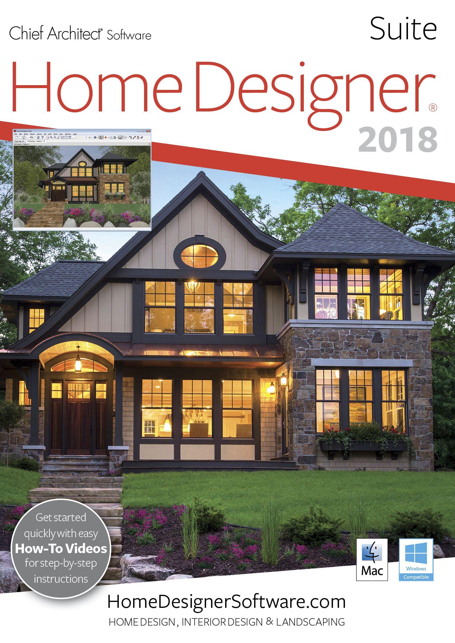Home Designer Suite 2018 Pc Download Download Home Designer Suite Home Design Software Chief Architect