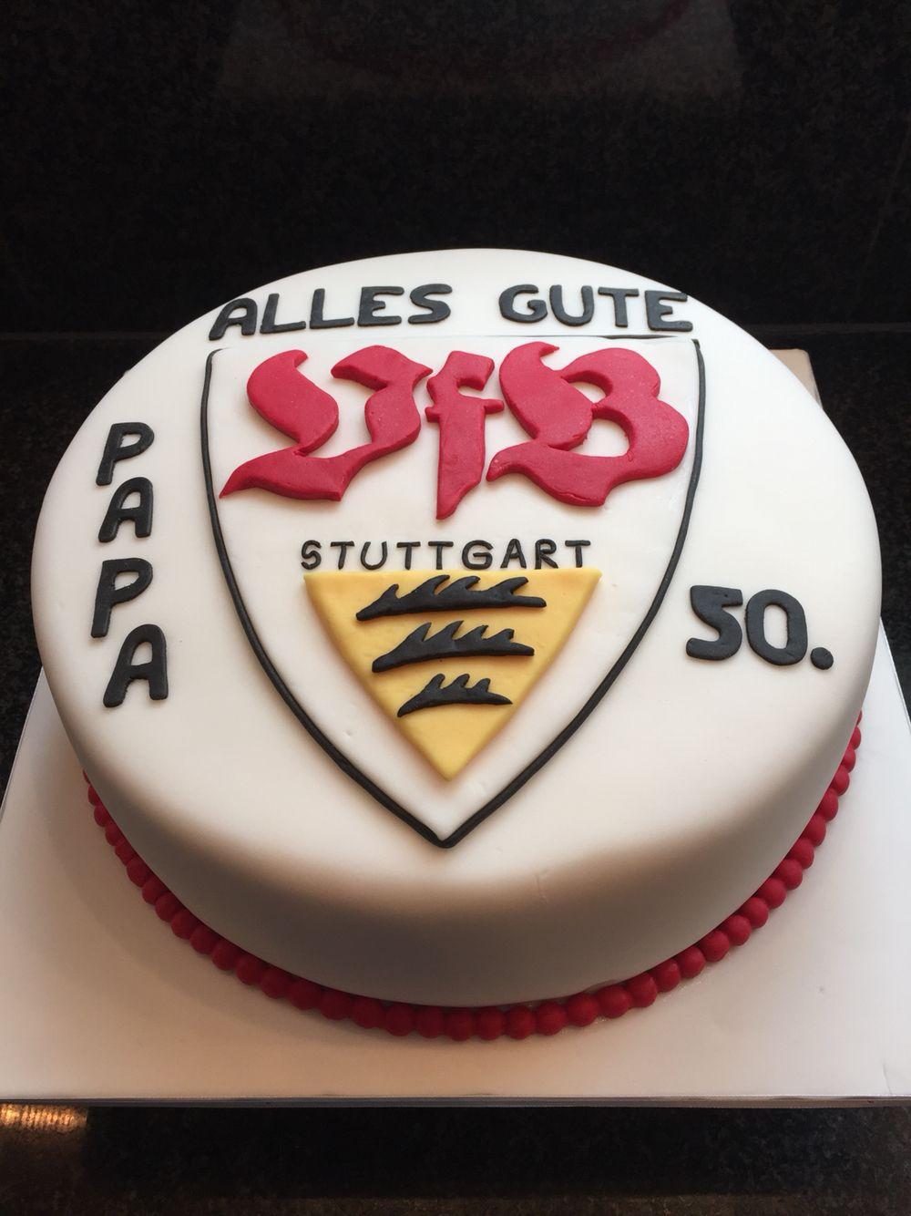 VfB Stuttgart Birthday cake  Cakes in 2019