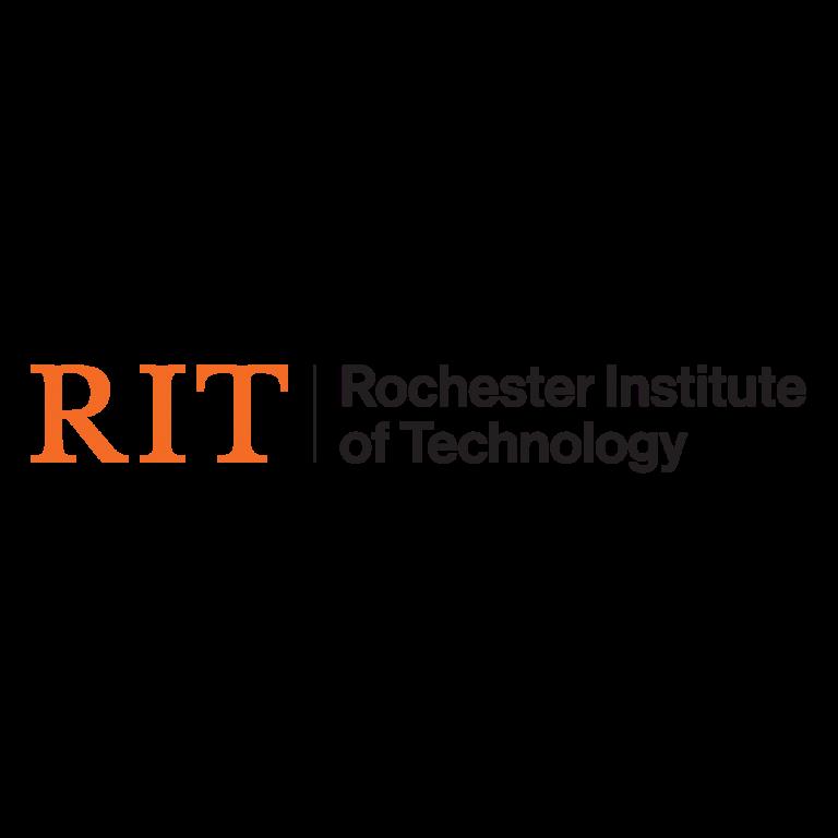 Rit Logo Rochester Institute Of Technology Rochester Institute Of Technology Technology University Logo