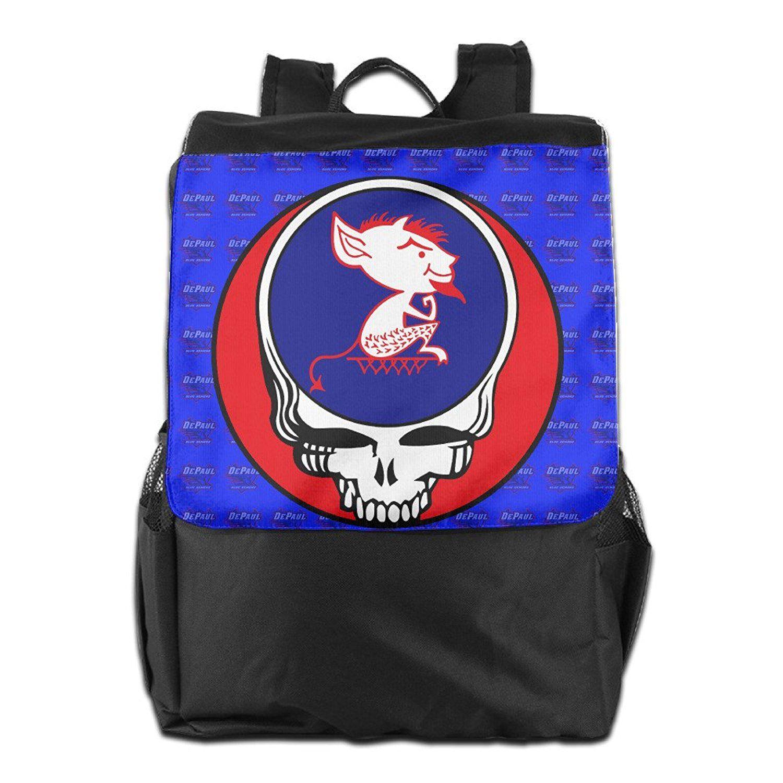 Emporio Armani EA7 mens Nylon rucksack backpack travel train big logo blu  73a2dbfdb22d7