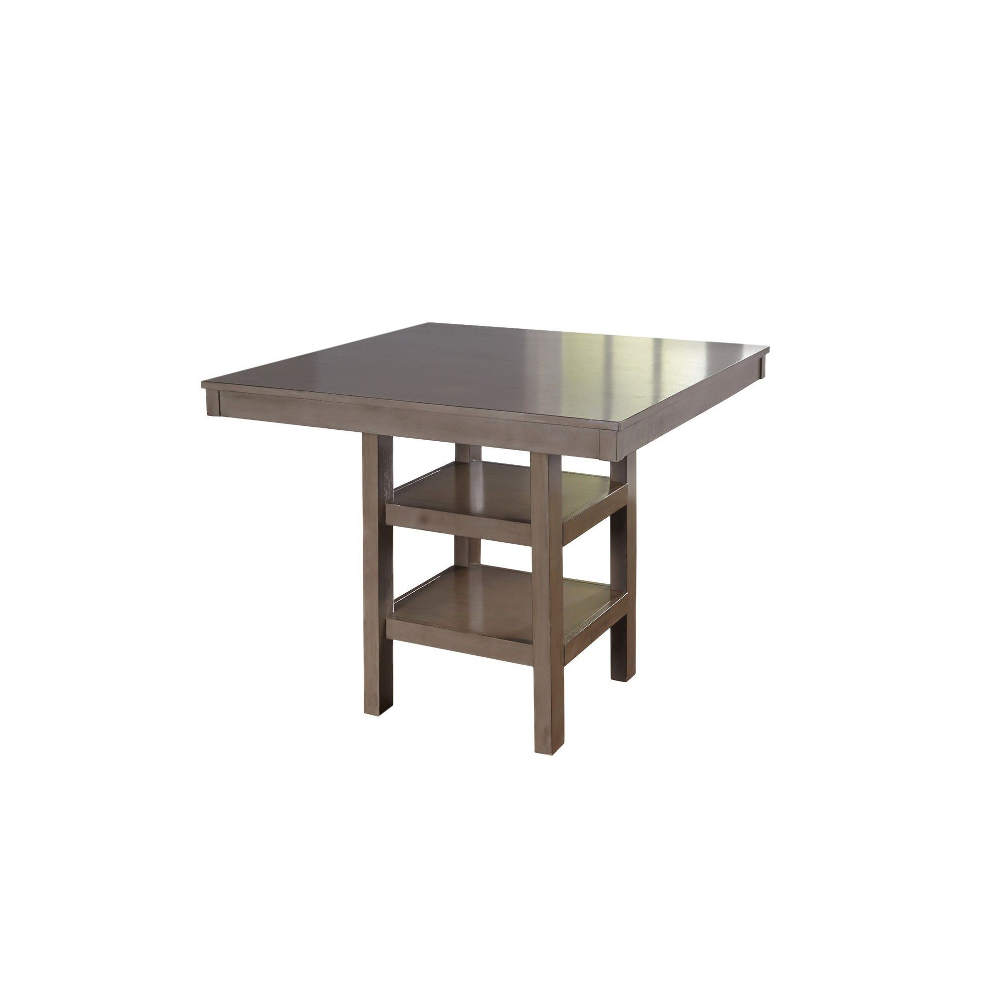 Simon Counter Height Table Gray Target Marketing Systems