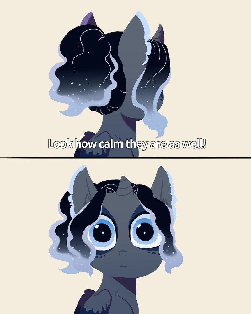 My Little Pony Ausmalbilder Flurry Heart : Calm By Kilala97 On Deviantart Next Generation Pinterest