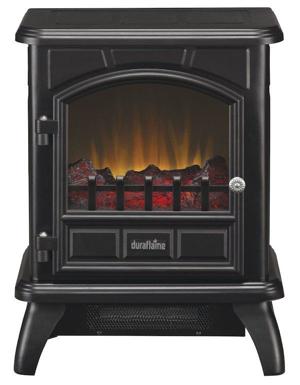 Best Electric Fireplace Heater Reviews Duraflame Dfs 500 0 Thomas