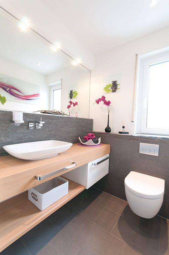Roeck Haustechnik - Ein edles Gäste-WC in Wolkersdorf