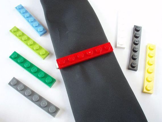 Lego Tie Clip