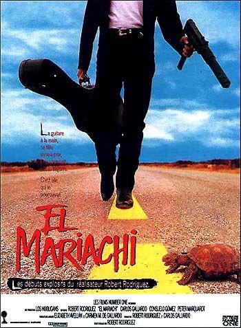 El Mariachi Carteles De Cine Cine Independiente Cine