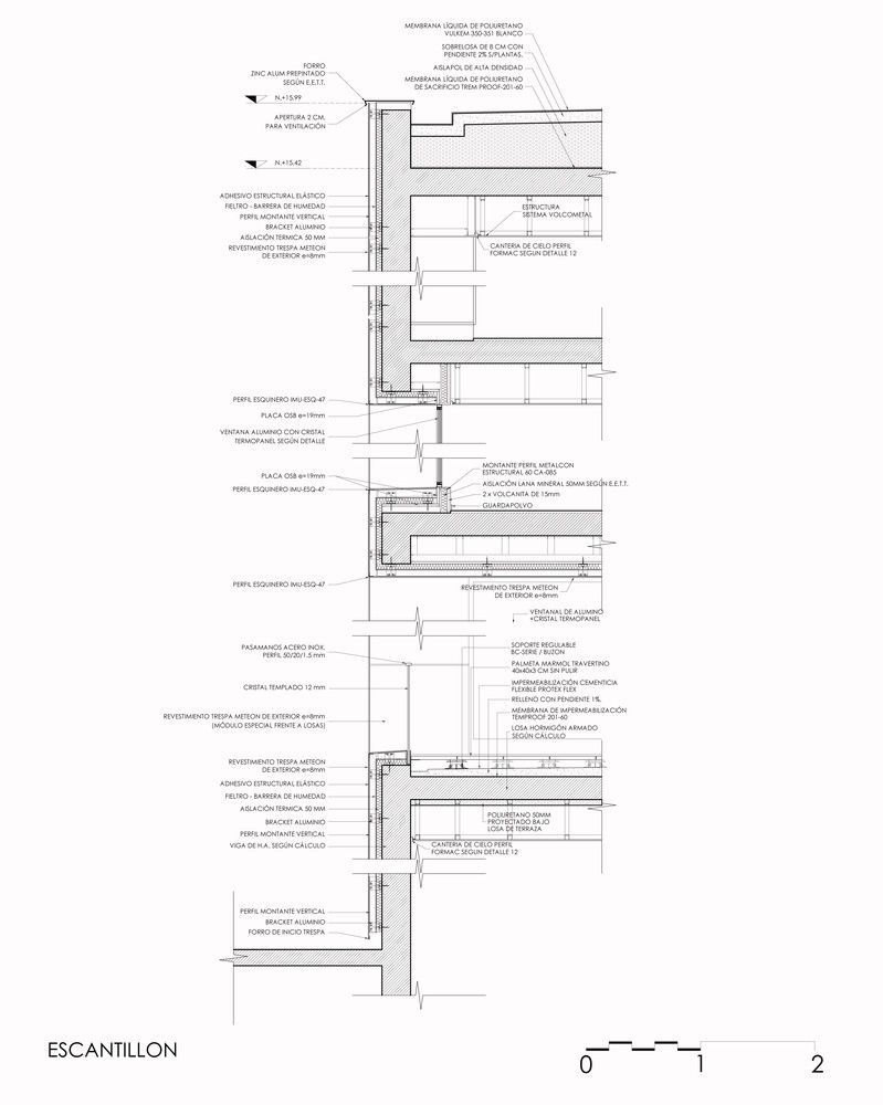 Galería de Edificio de oficinas Resiter / Raimundo Lira Arquitectos - 41