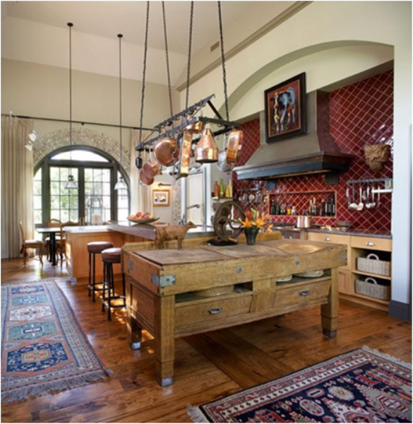 Kitchen Rustic