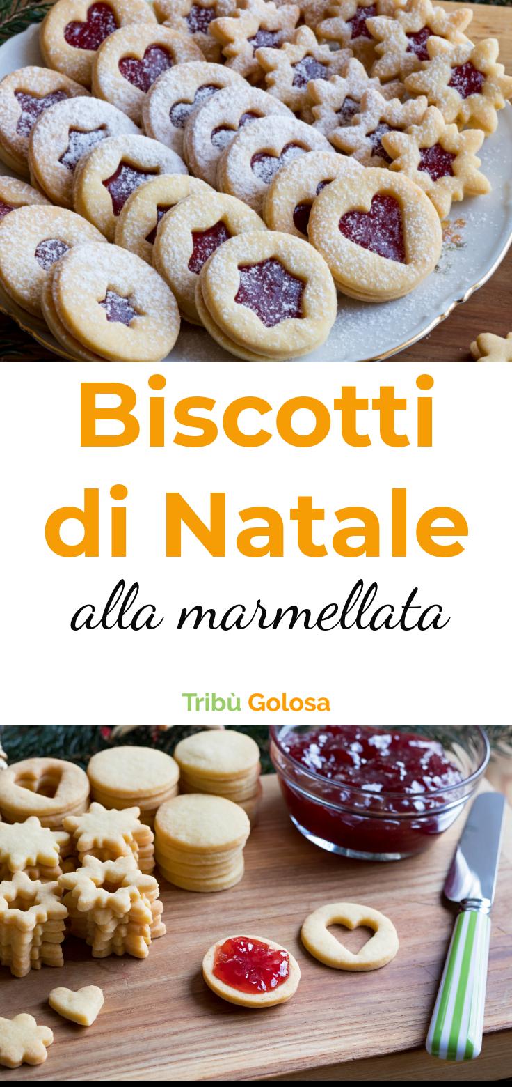Biscottini di natale ripieni di marmellata scenografici e for Marchi di pasta da non mangiare