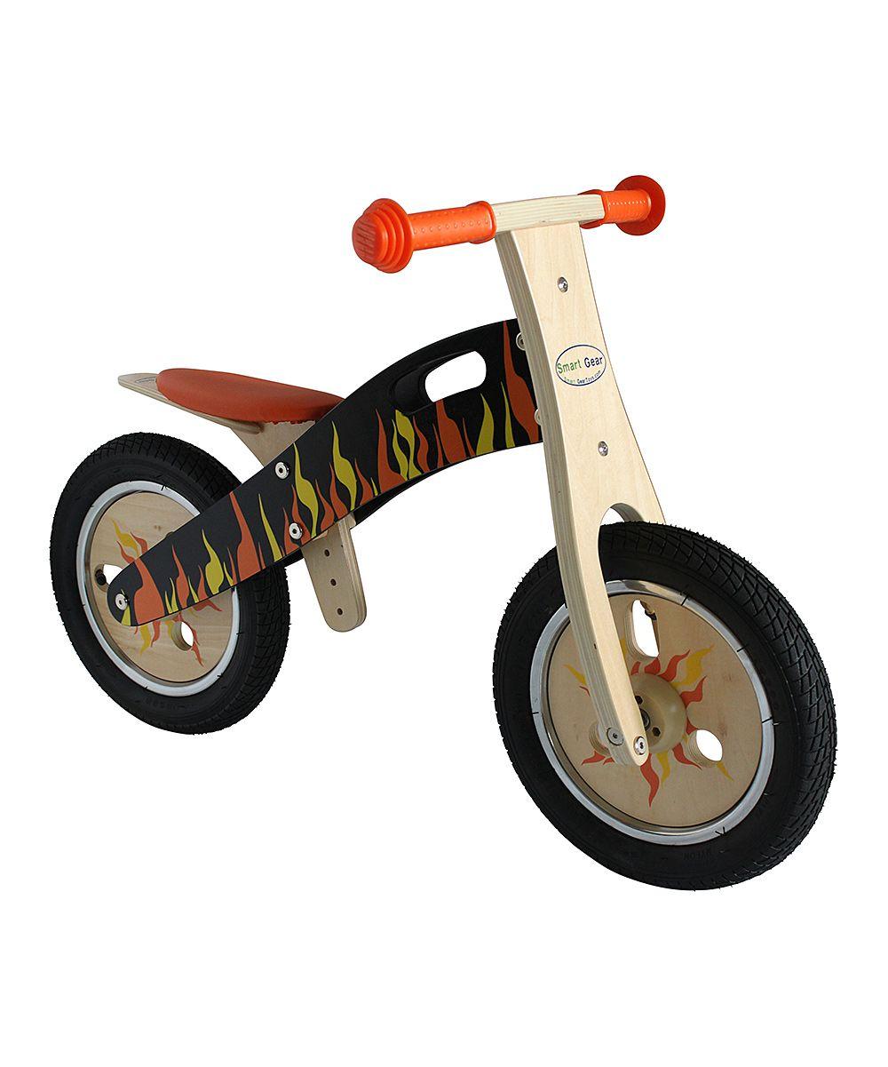 Flame Smart Balance Bike Balance bike, Bike, Rubber tires
