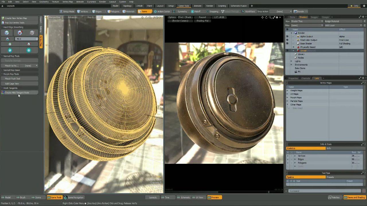 Substance Painter External Rendering Workflows, texturing, textures