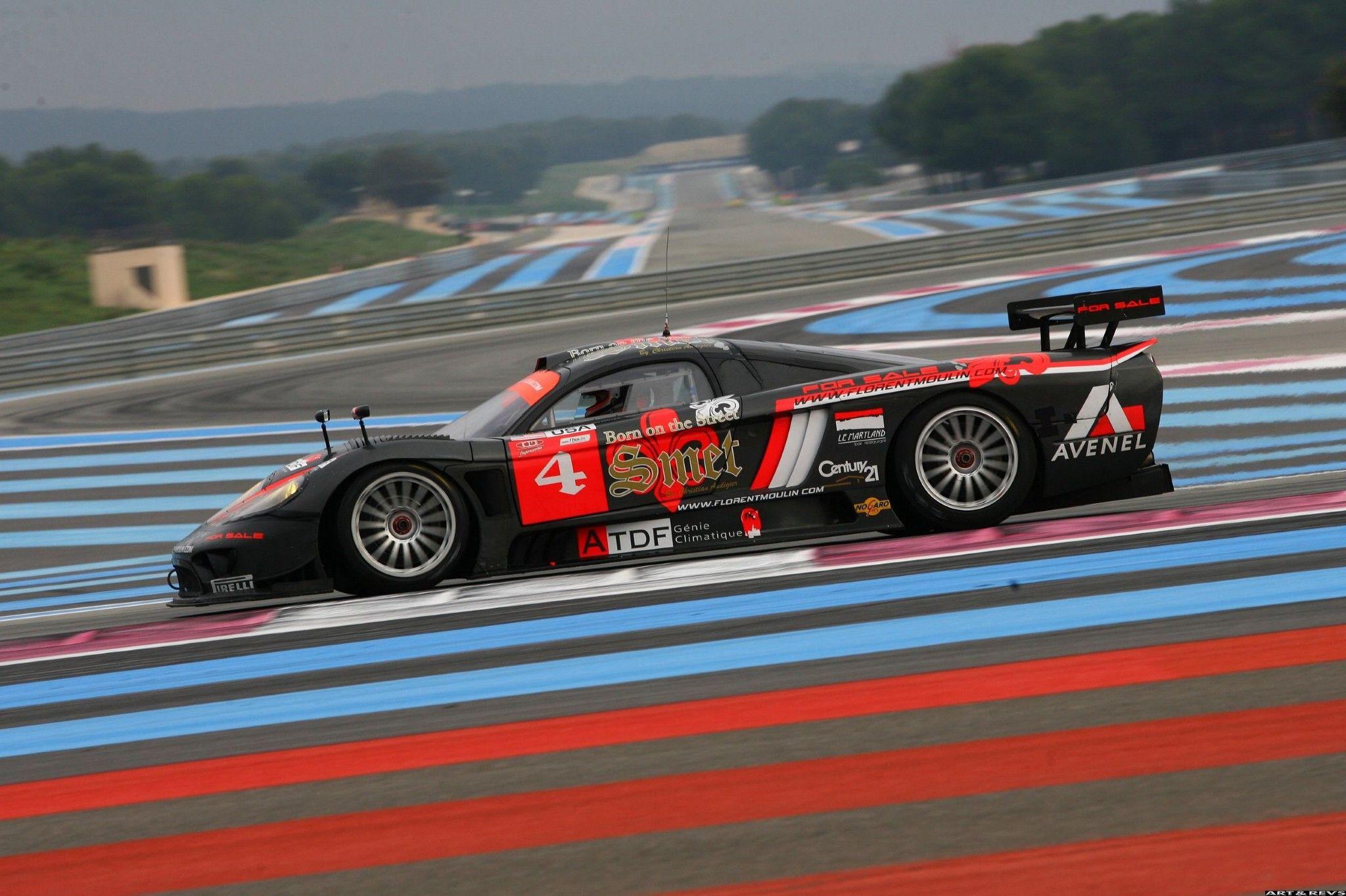 Gt90s Race At Le Castellet Racing Race Cars Vehicles