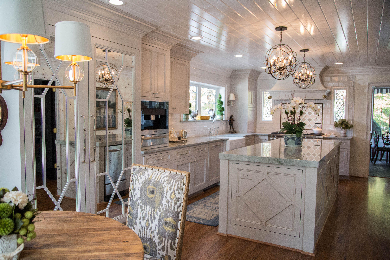 Decatur whole house renvation kitchen quartzite counter tops