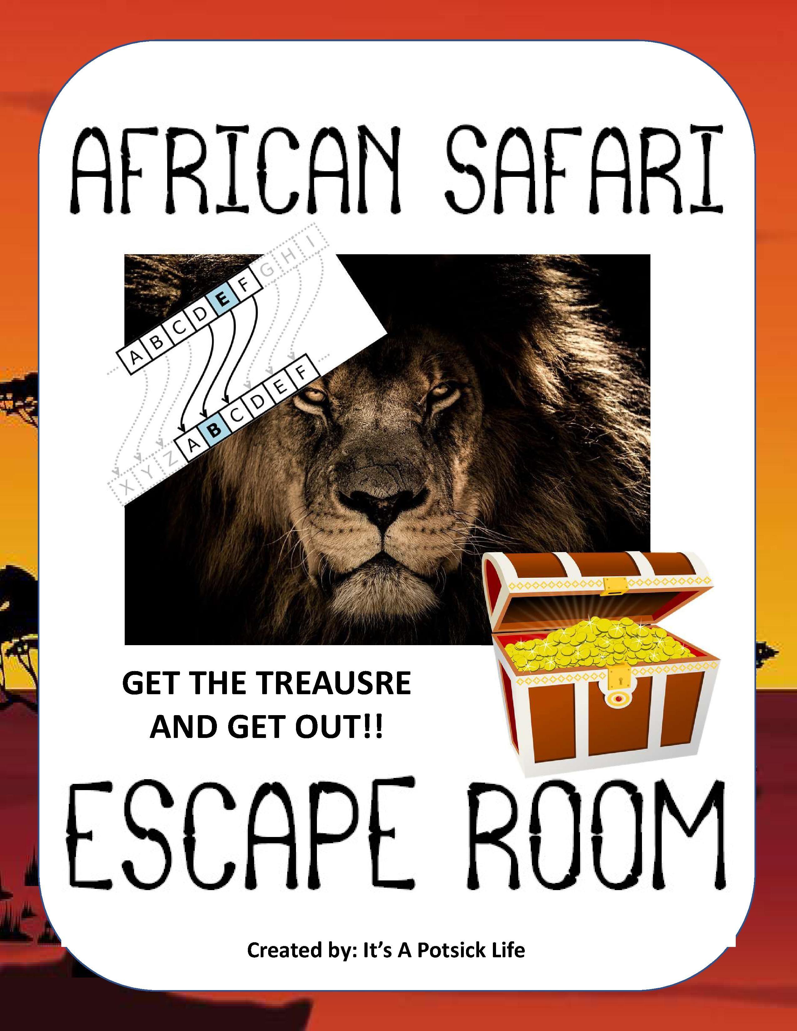 School Bag Lion Teal Lion School Bag Jungle Africa Safari
