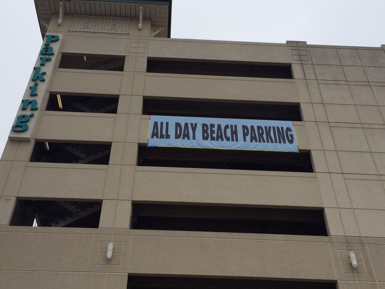 Virginia Beach Parking 34th Street Garage All Day Great Rates