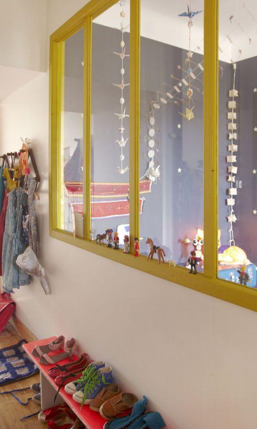 Anne Millet, Reina 6 ans et Niels 4 ans | chambre | Déco ...