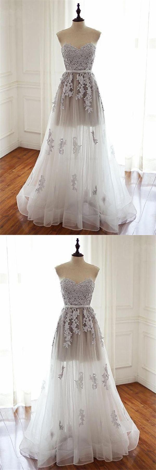 Prom dresses lace lace white prom dresses white wedding dresses