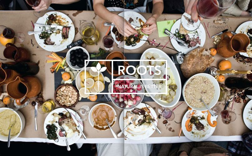 Love the idea of roots bringing people together with food. | Food ...