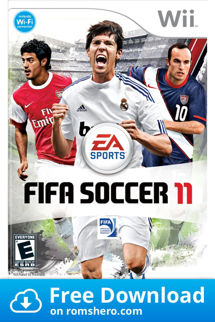 Download fifa soccer 11 nintendo wii wii isos rom in